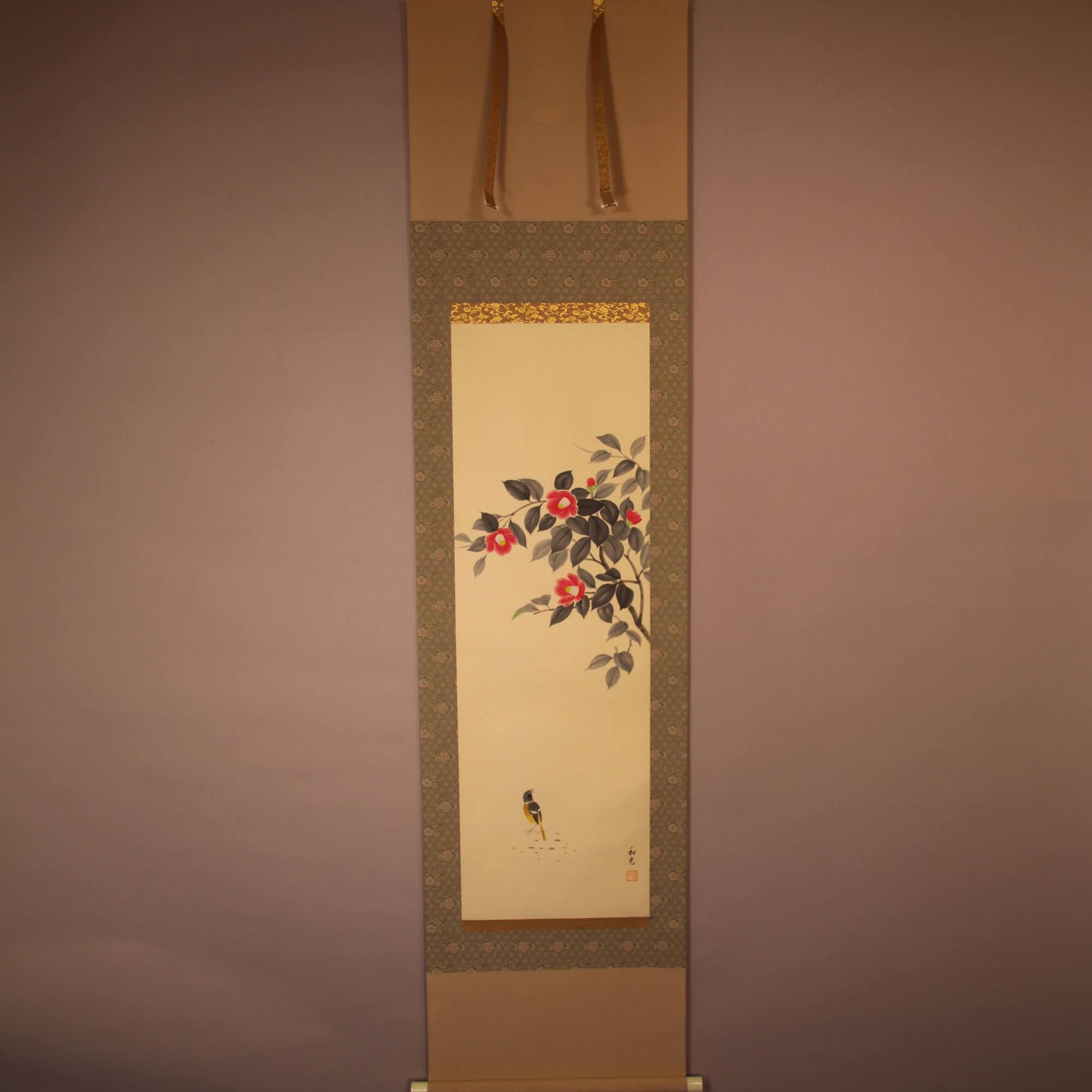 Camellia  / Miyake Wakō