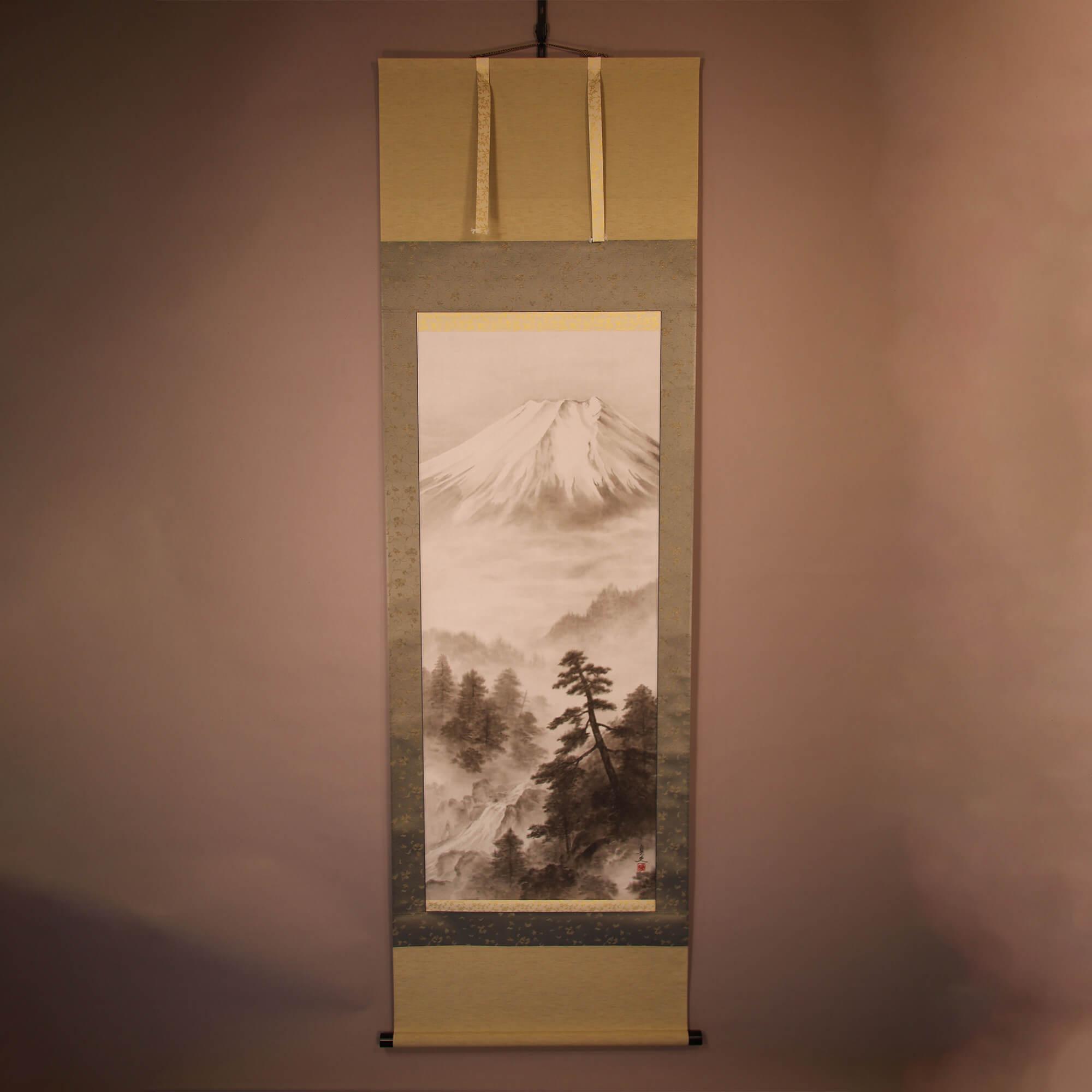 Landscape of Mt. Fuji /Hatano Sadafumi