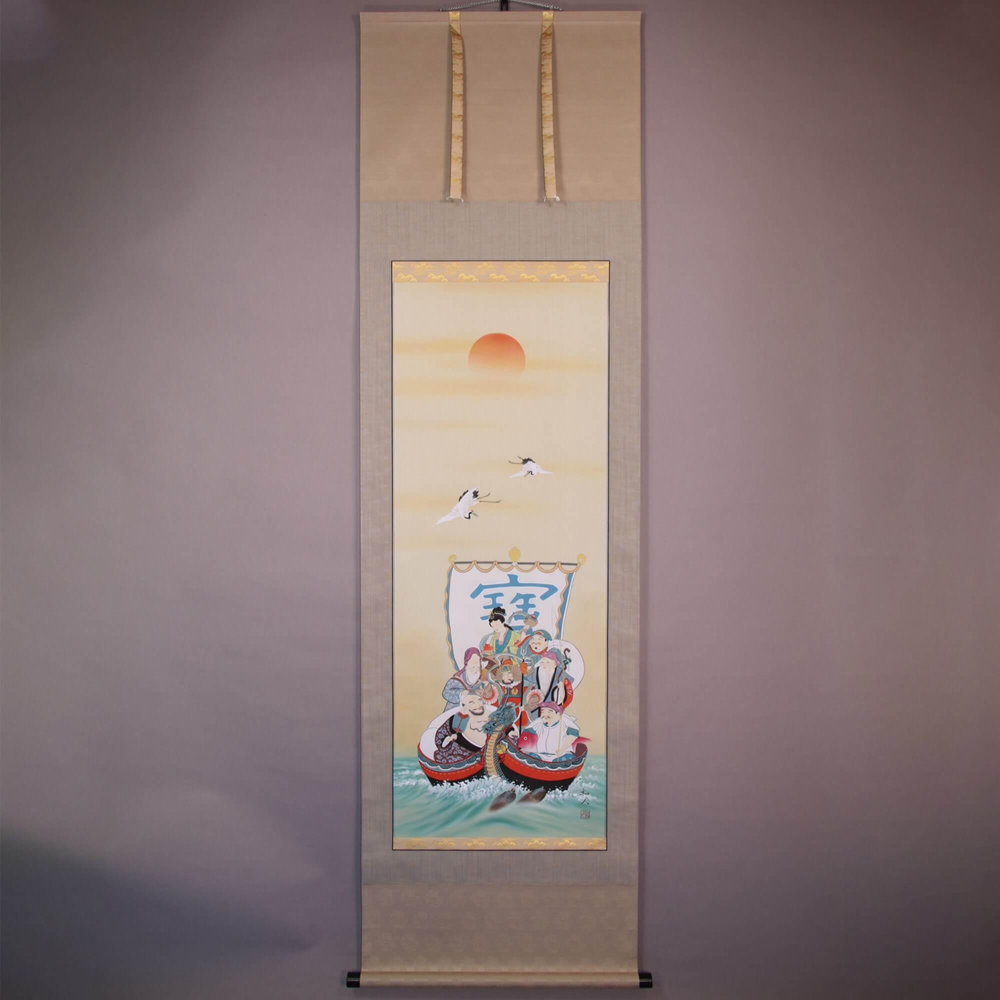 Treasure Ship (Seven Lucky Gods) / Nishida Kazuto