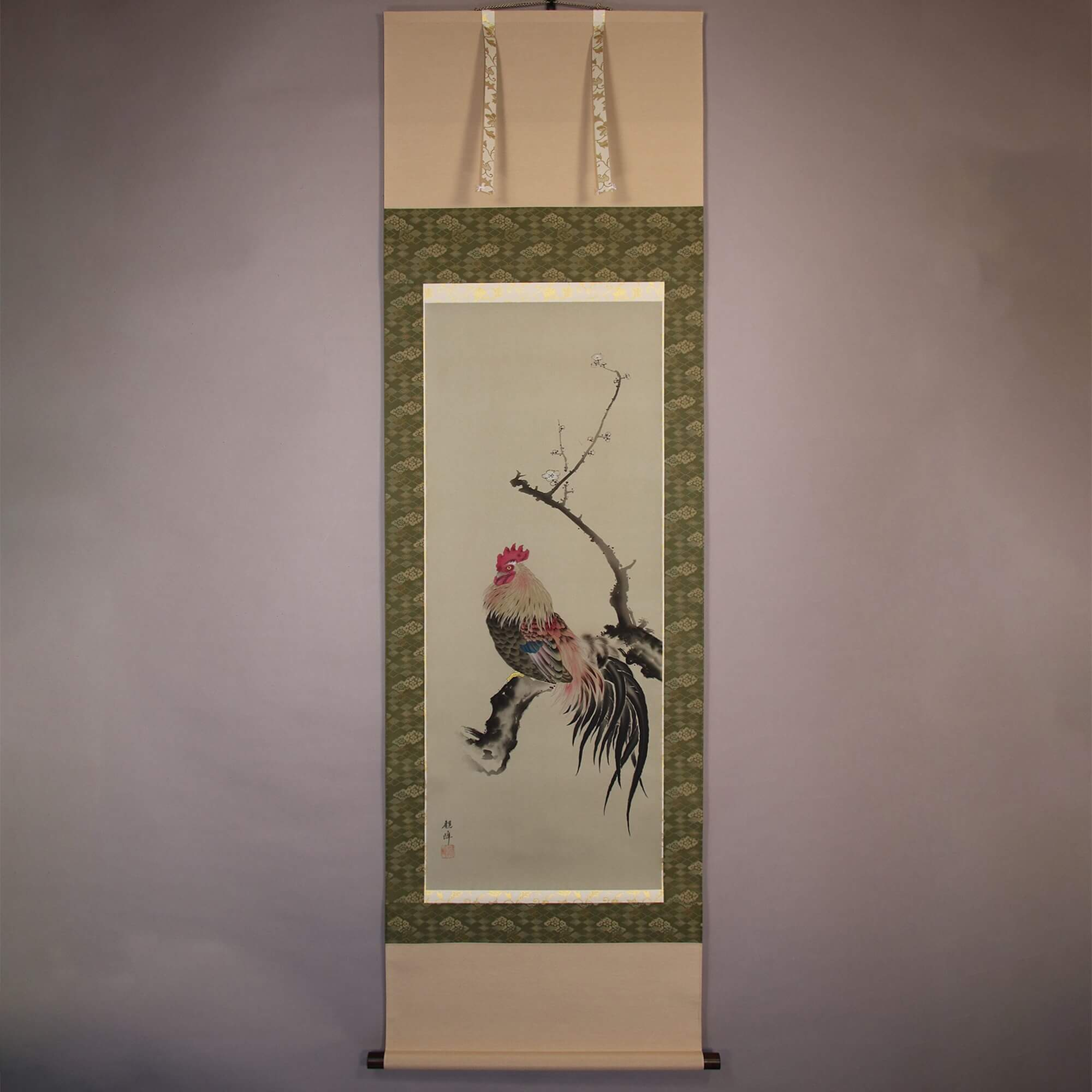 Rooster / Kawamura Kanpō