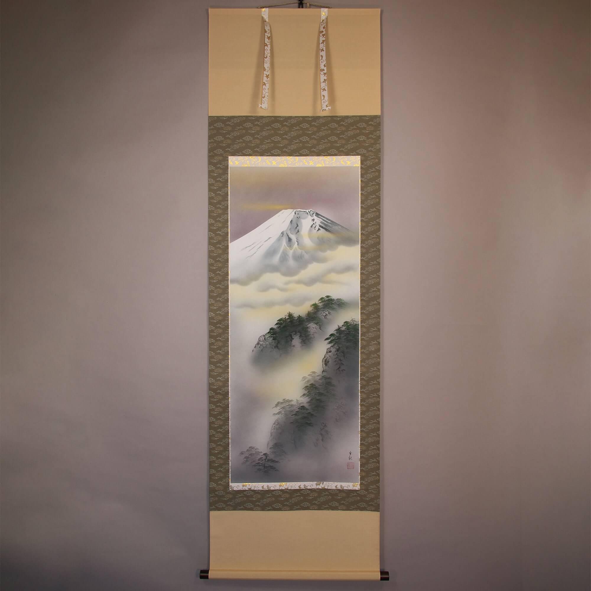 Mt. Fuji / Yokoyama Kōshū